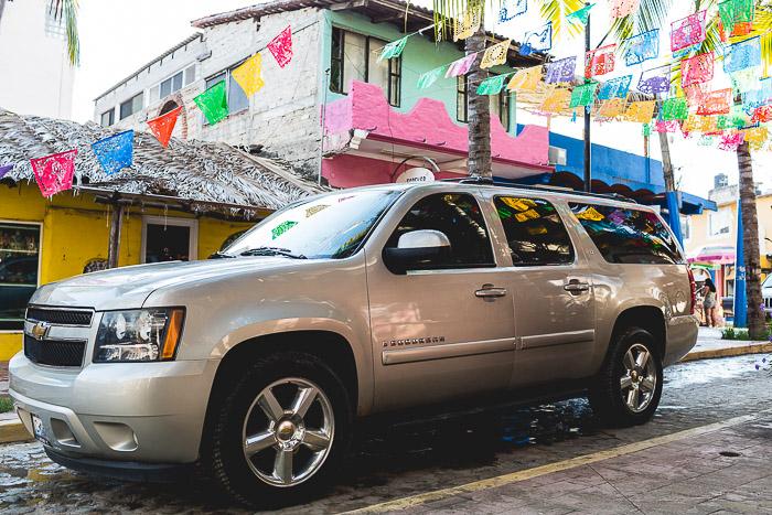 Sayulita Luxury Transportation